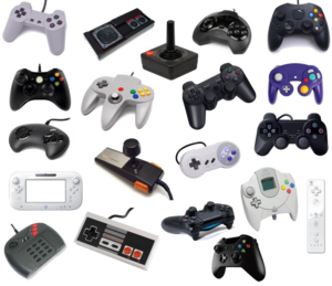 Game Controller PNG Clipart PNG Clip art