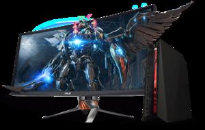 Gaming Computer PNG Photo PNG Clip art