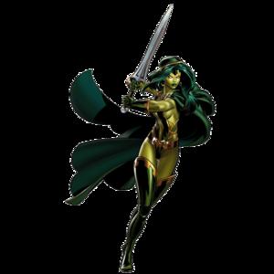 Gamora PNG File PNG Clip art