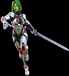 Gamora PNG Image PNG Clip art