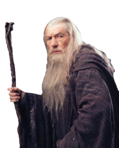 Gandalf Transparent PNG PNG Clip art