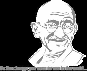 Gandhi Jayanti PNG File PNG Clip art