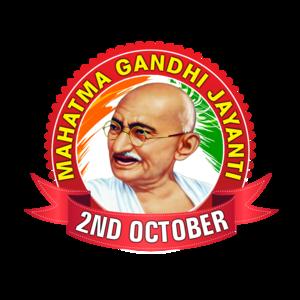 Gandhi Jayanti PNG HD PNG Clip art