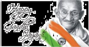 Gandhi Jayanti PNG Transparent Image PNG Clip art