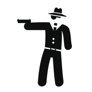 Gangster PNG Pic PNG Clip art