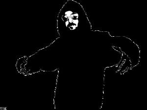 Gangster Transparent Background Clip art