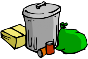 Garbage PNG Photo PNG Clip art