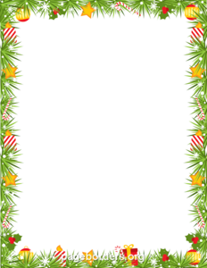 Garland Frame PNG Clipart PNG Clip art