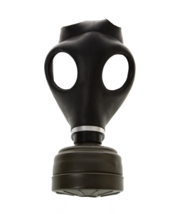 Gas Mask PNG File PNG Clip art
