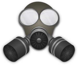 Gas Mask PNG Photo PNG Clip art
