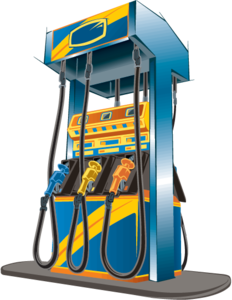 Gas Station PNG Photo PNG Clip art