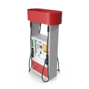 Gas Station Transparent Background PNG Clip art