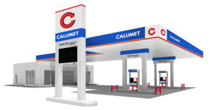 Gas Station Transparent PNG PNG Clip art