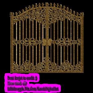 Gate PNG Clipart PNG Clip art