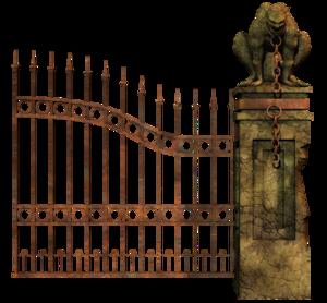 Gate PNG HD PNG Clip art