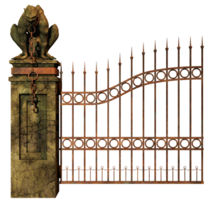 Gate PNG Pic PNG Clip art