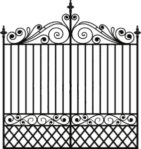 Gate PNG Picture PNG Clip art