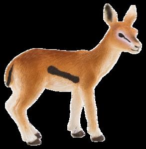 Gazelle Transparent Background PNG Clip art