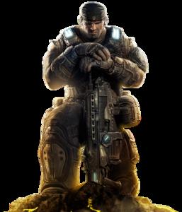Gears of War PNG Image PNG Clip art