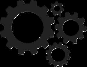 Gears PNG Transparent PNG Clip art
