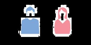 Gender Background PNG PNG Clip art