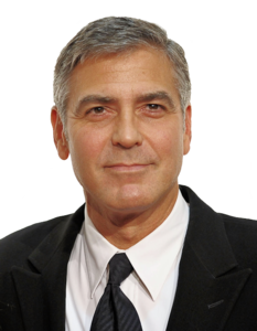 George Clooney PNG Image PNG Clip art