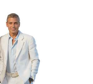 George Clooney PNG Photos PNG Clip art