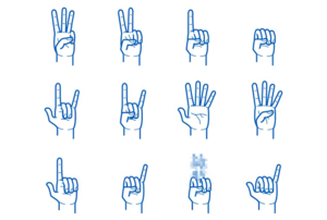Gesture PNG Picture PNG Clip art