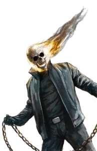 Ghost Rider Face PNG Photos PNG Clip art
