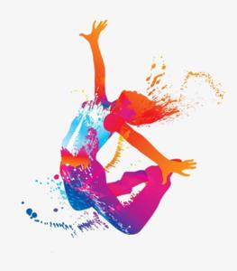Girl Dance PNG File PNG Clip art