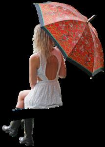 Girl Umbrella PNG Clipart PNG Clip art