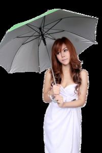Girl Umbrella PNG Free Download PNG Clip art