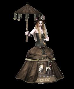 Girl Umbrella Transparent Background PNG Clip art