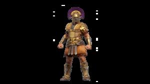 Gladiator Transparent Background PNG Clip art