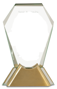 Glass Award PNG Image PNG Clip art