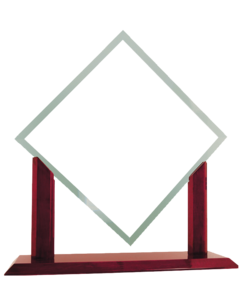 Glass Award Transparent Background PNG Clip art