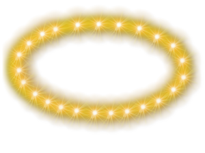 Glowing Halo Transparent Background PNG Clip art