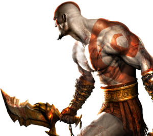 God of War PNG File PNG Clip art