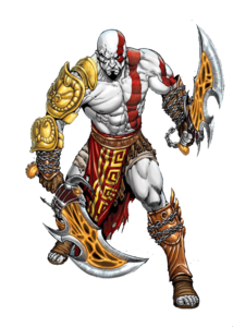 God of War Transparent Background PNG Clip art