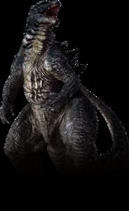 Godzilla PNG Pic PNG Clip art