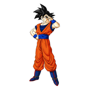 Goku PNG File PNG icons