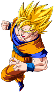 Goku PNG Free Download PNG Clip art