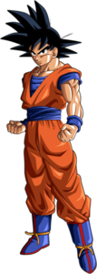 Goku PNG HD PNG Clip art