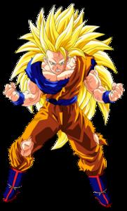 Goku PNG Pic PNG Clip art