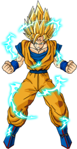 Goku PNG Picture PNG Clip art