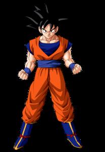 Goku PNG Transparent Image PNG Clip art