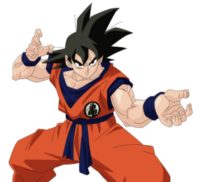 Goku PNG Transparent Picture PNG Clip art