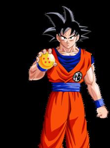 Goku Transparent PNG PNG Clip art