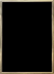 Gold Border Frame PNG Photo PNG Clip art