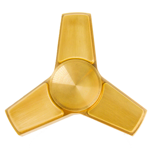 Gold Fidget Spinner PNG Photo PNG Clip art